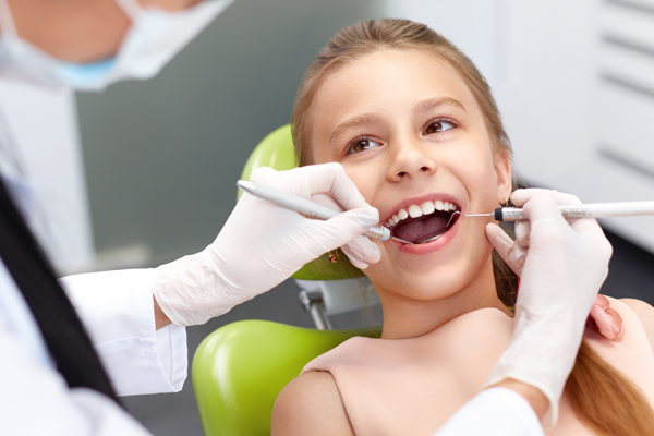 Child Teeth Fillings